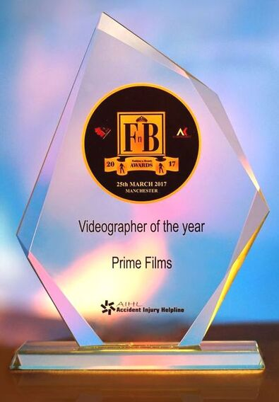 Prime Films - Award Winning Videographer