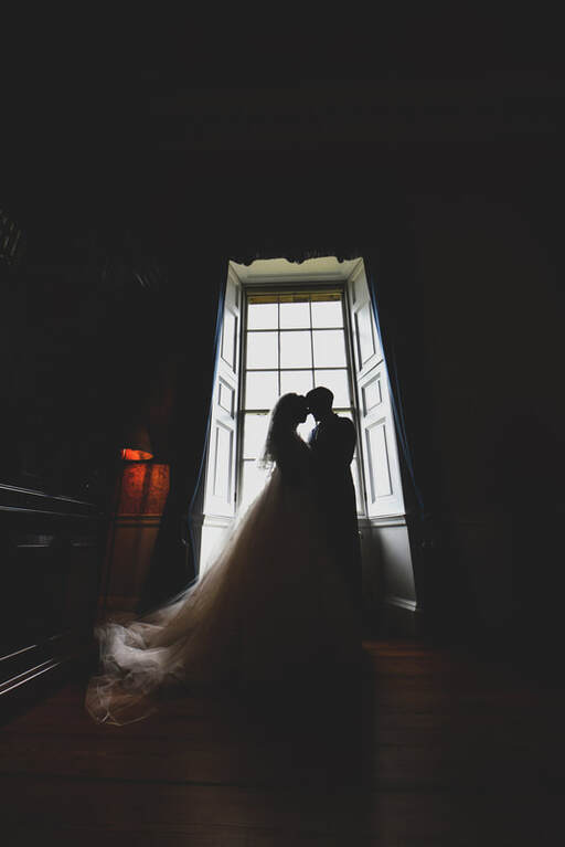 silhouette - Best in wedding Photography Watford